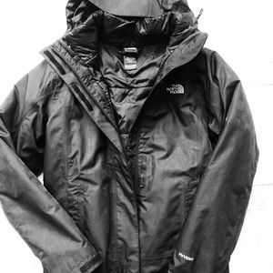 The North Face 2 in 1 women's jacket size S